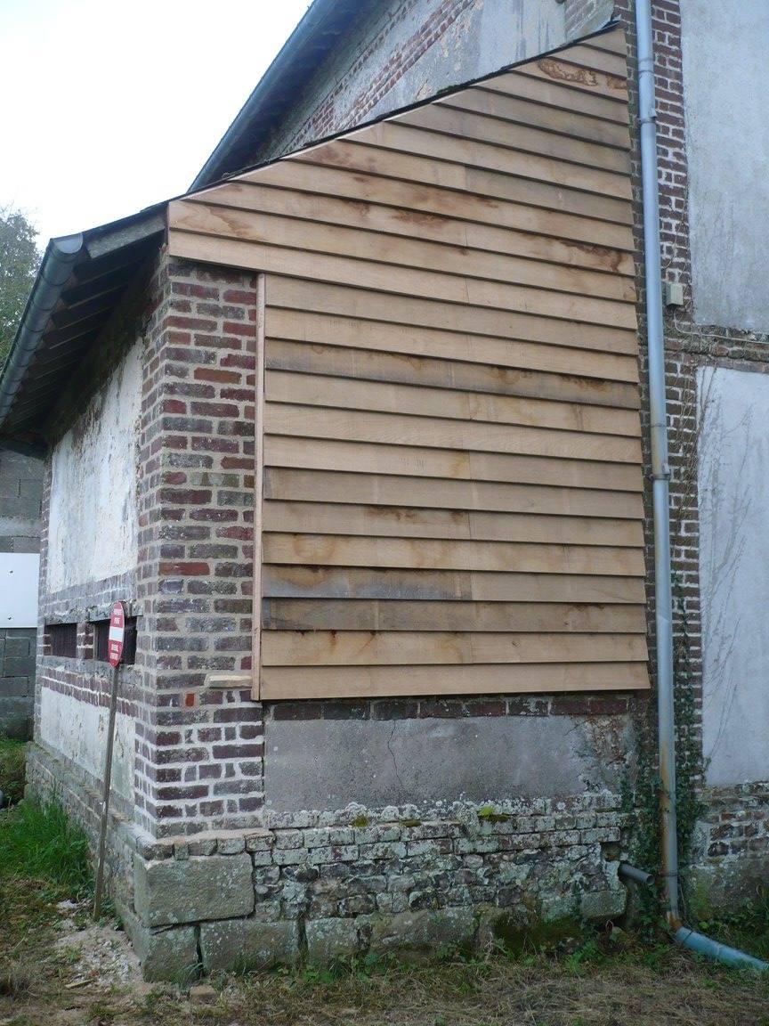 Le Catelier 1 – brique et bardage